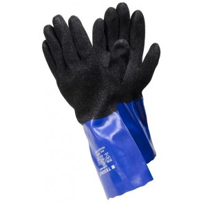 Art.Nr. 12935  Chemikalienschutzhandschuh aus Viny