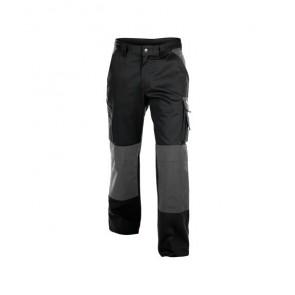 DASSY® Hose Boston 300g schwarz/zementgrau