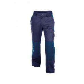 DASSY® Hose Boston 300g dunkelblau/kornblau