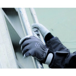 COLDEXT 1 VE = 12 Paar Kälteschutz-Handschuh (weiß