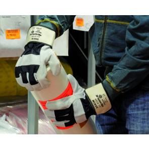 DENIM 1 VE = 72 Paar Mechanischer Schutzhandschuh