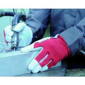 PULLER 1 VE = 12 Paar Mechanischer Schutzhandschuh