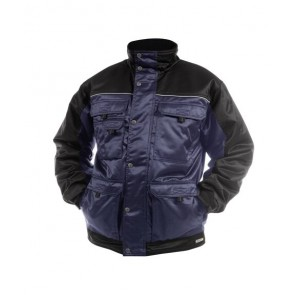 DASSY® Jacke Tignes dunkelblau/schwarz