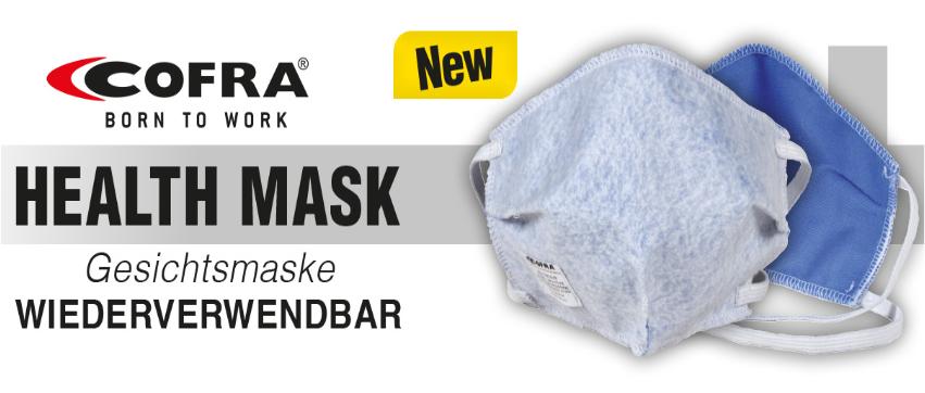 Gesichtsmaske - Health Mask